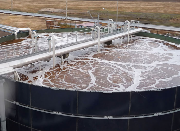Trade Effluent Biological Treatment