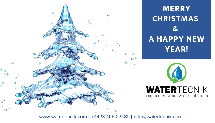 Christmas Holidays Water Tecnik