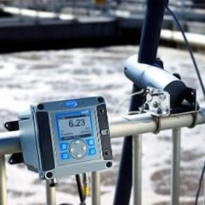 Hach Lange Dissolved oxygen monitoring system